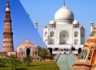 Opt for Golden triangle tour 4 days 3 nights and explore the magnificence of ancient India