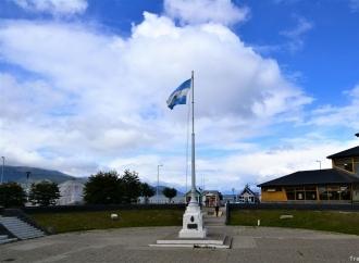 Arrivo in Ushuaia