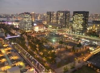 Tokyo: pioggia, tifoni ed euforia
